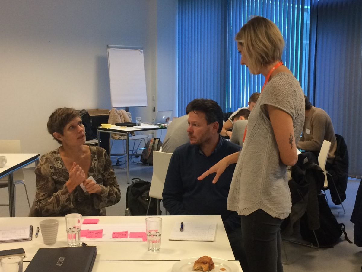 Learn design thinking from Post-It masters - See how HealthTech startups enhance ideas!