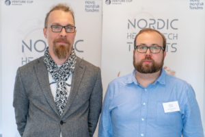 Lugnoru - Nordic HealthTech Talents 2018