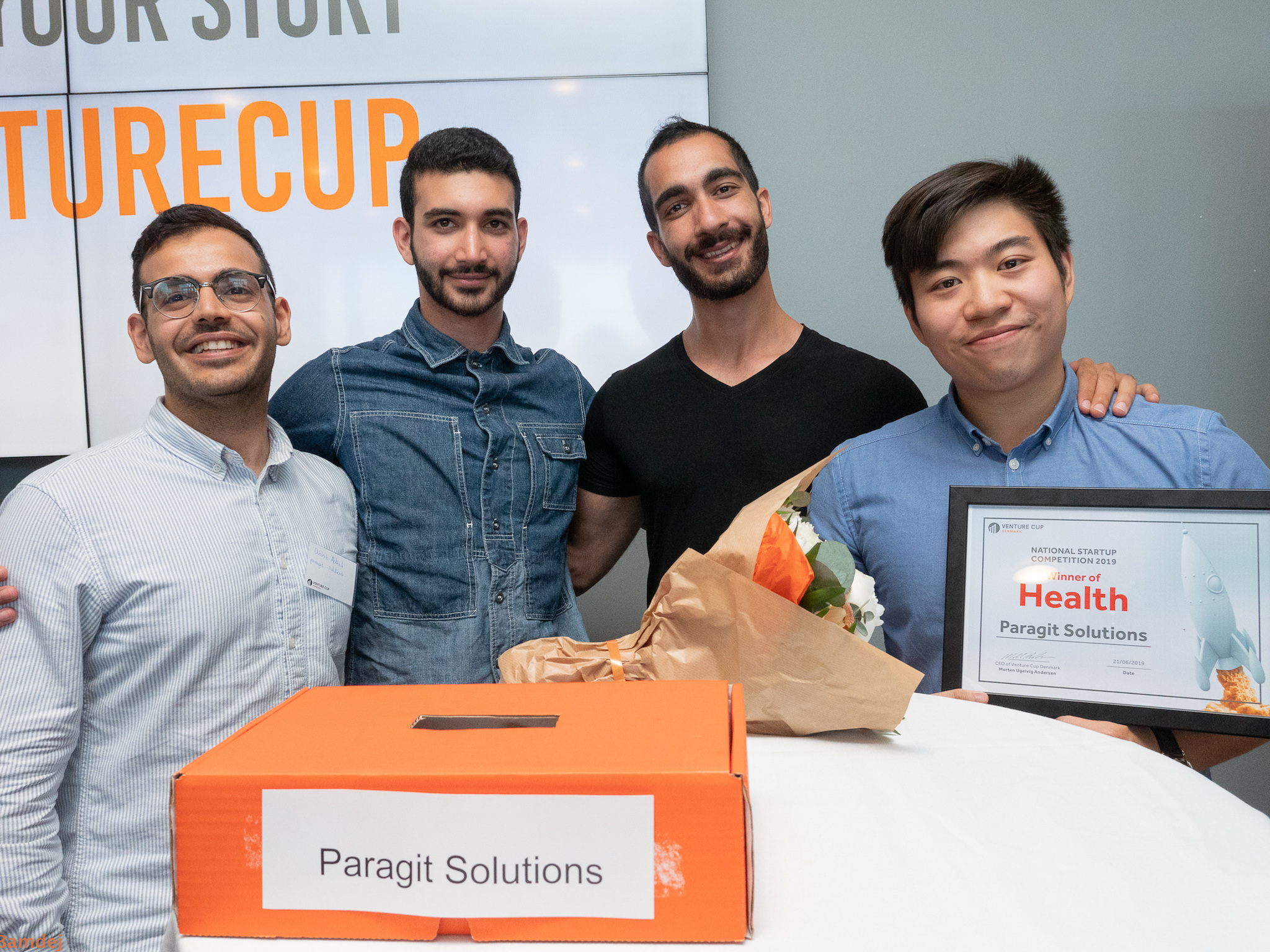 Paragit Solutions Team