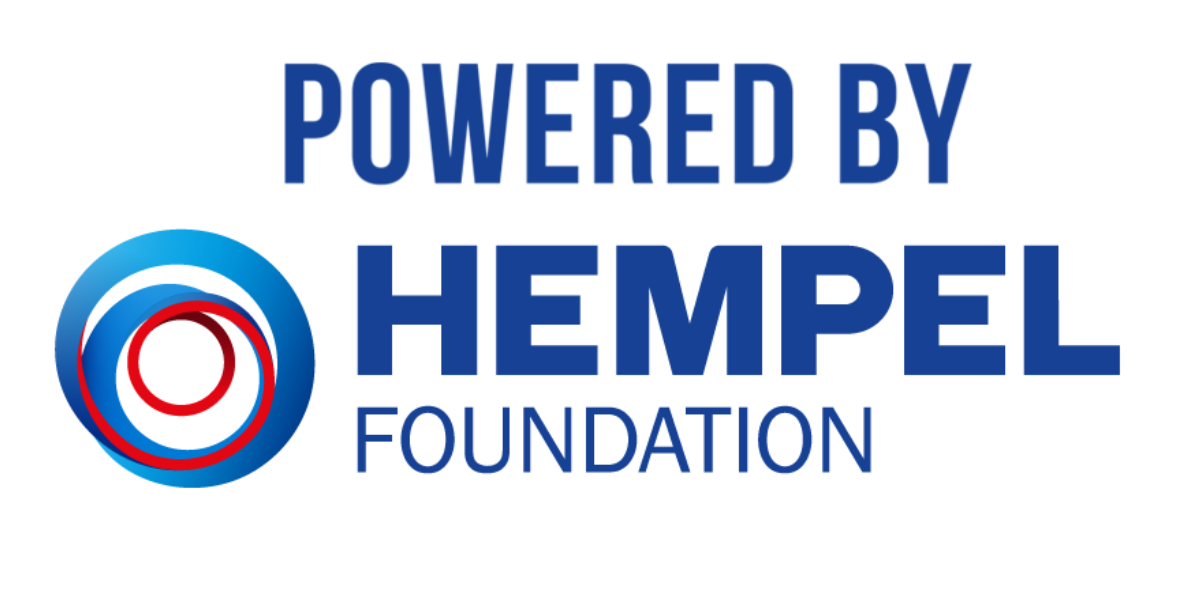 Powered by Hempel Foundation